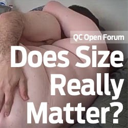 QC Open Forum: Does Size Really Matter?