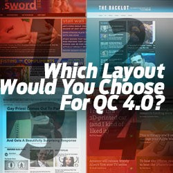 QC Open Forum: Which Layout Would You Choose For QC 4.0?