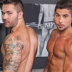 Randy Blue: Chad Karzen and Fabio Acconi