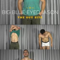 The Guy Site: Big Blue Eyed Jason