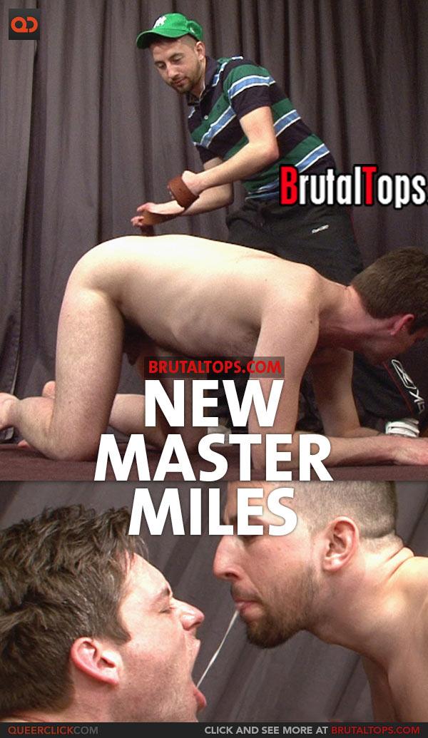 New Master Miles At Brutal Tops