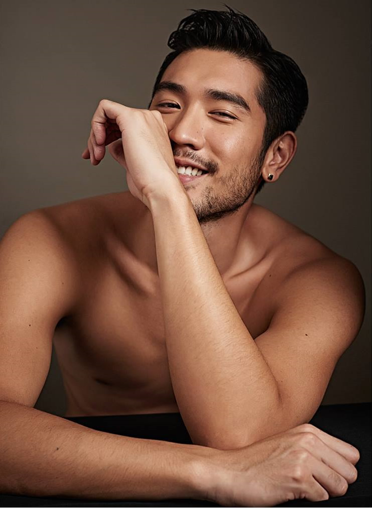 hot nude chinese men