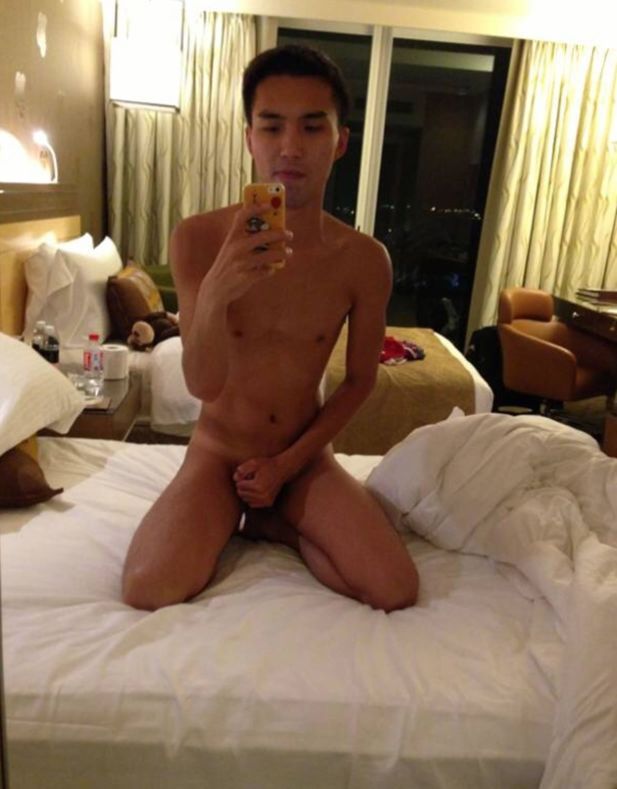 from Braeden gay hotel in hong kong