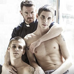 Icon Male: Sam Truitt, Brendan Patrick and Trent Ferris – Forgive Me Father 2