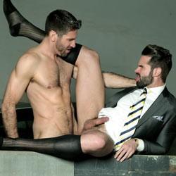 Men At Play: Body Wash – Dani Robles and Craig Daniel