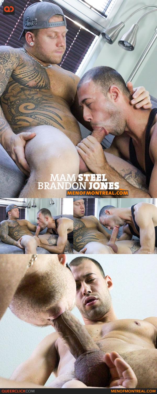 Men of Montreal: Mam Steel & Brandon Jones