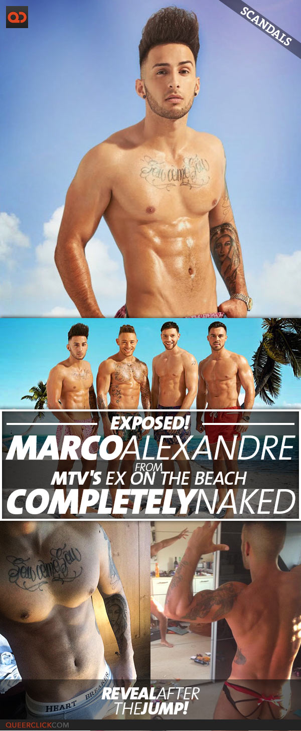 QC Scandals: Marco Alexandre From MTV's