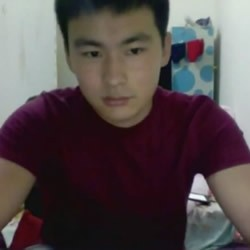 Asian Amateur Videos: Handsome Chinese Guy Jerks Off
