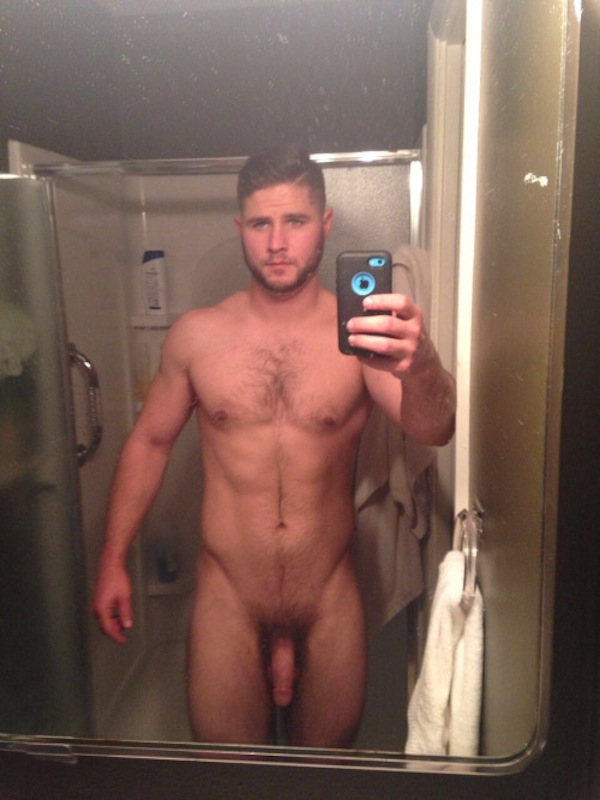 hot candid nude man