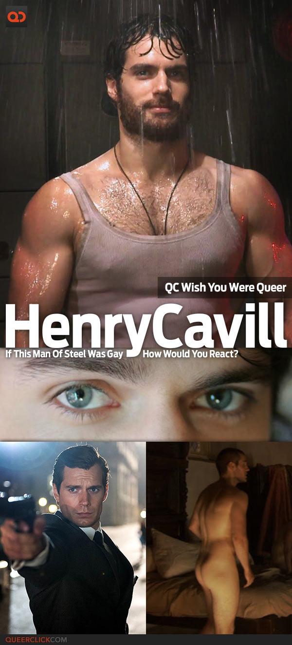 xxx gay cavill henry