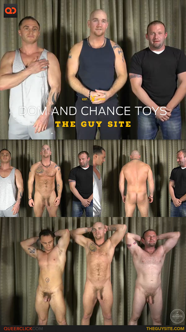 The Guy Site: Dom and Chance Toys