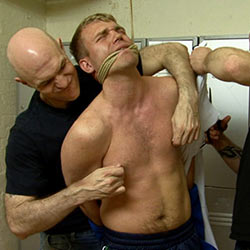 Jock Strapped John at BreederFuckers