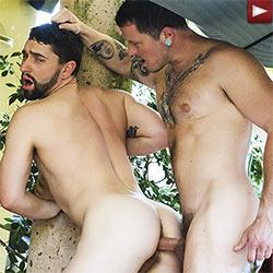 Lucas Entertainment: Jackson Fillmore and Max Cameron Fuck Bareback