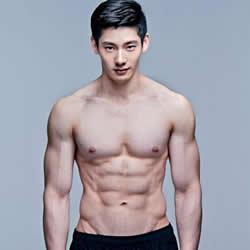 Beautiful Thai Model