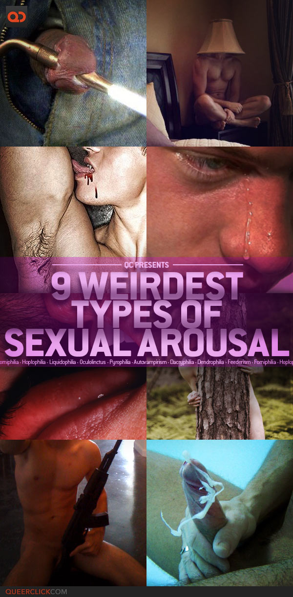 Types Of Sexual Stimulation