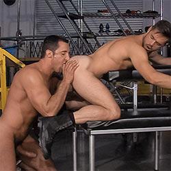TitanMen: Nick Capra Fucks Mike DeMarko