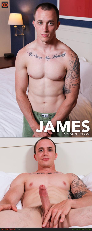 Active Duty: James (3)