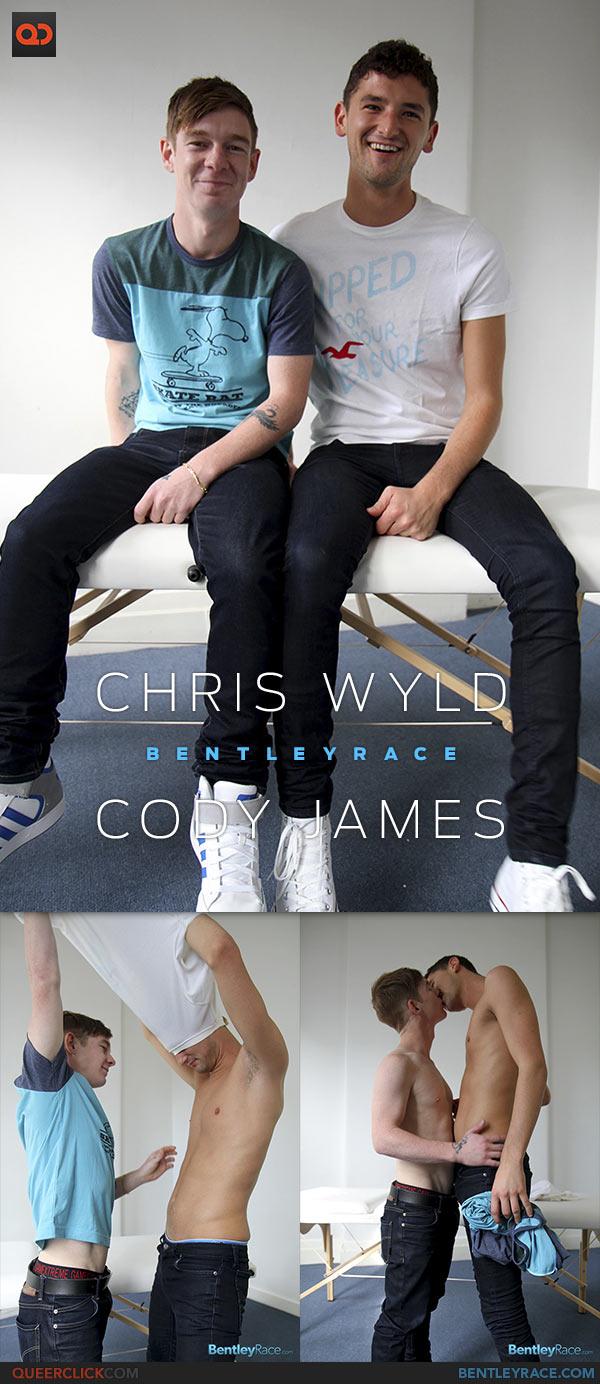 Bentley Race: Chris Wyld and Cody James