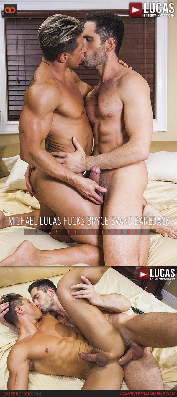 Michael Lucas Raw Bareback And Flip Fucking 3