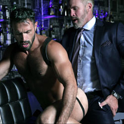 MenAtPlay: Pull Up To The Bumper – Flex and Dallas Steele