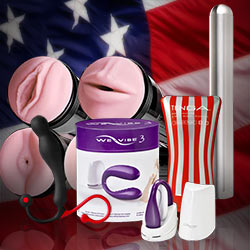Celebrate 4th Of July With These SexToys From Aneros – BIG Promo Day 2 – 25% Off Discount Act Now!