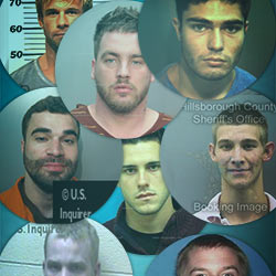 QCrimes: 15 Gay Porn Stars And The Shocking Mugshots They Don't Want You To See