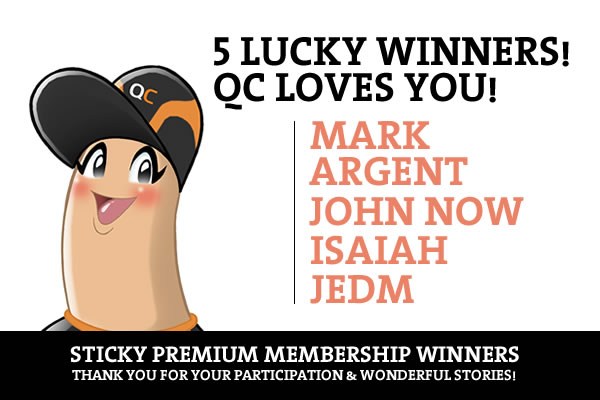sticky-premium-membership-giveaway-results