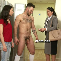 CFNM.net – Rugby Hunk's Injury