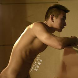 Hot Chinese Hunk