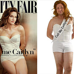 QC Open Forum: The Caitlyn Jenner Halloween Costumes, Right Or Wrong?