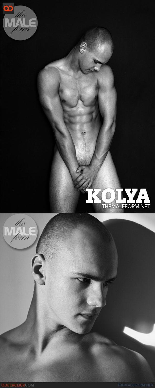 The Male Form: Kolya