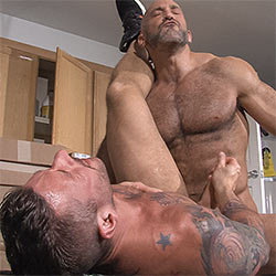 TitanMen: Jesse Jackman and Hugh Hunter
