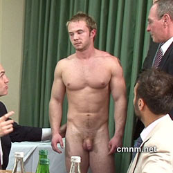 CMNM.net – Footballer's Naked Boardroom Inspection