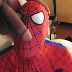 Maverick Men: Super Hero Hole