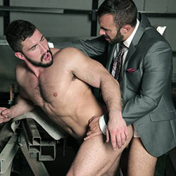 MenAtPlay: Slick and Steel – Marco Rubi and Xavi Duran