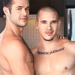Men.com: Mike De Marko and Adam Bryant