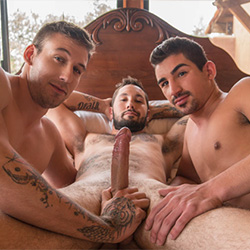 Randy Blue: Atticus Fox, Jeff Powers and Lukas Valentine