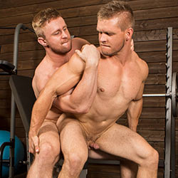 Sean Cody: Abe Returns To Pound Rusty