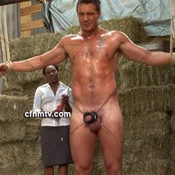 CFNMTV.com – Hot Farmer Milked of Sperm