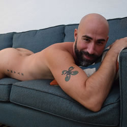 Dirty Tony: Casting Couch – Damon Andros