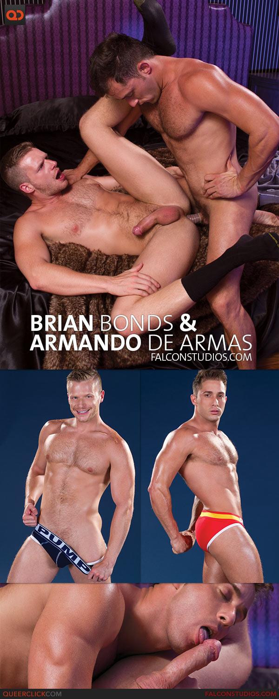 Armando De Armas Porno falcon studios: brian bonds and armando de armas - queerclick
