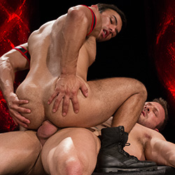 Hot House: Dorian Ferro and Austin Wolf