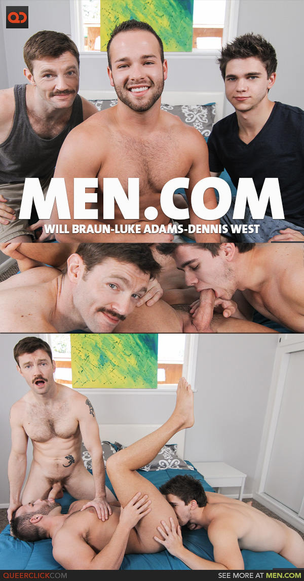 Mencom dennis west and diego sans and will braun the book part 2