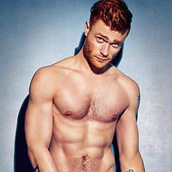 "O – M – G! This Calendar Is Full Of Gingers!!! The 2016 Red Hot Calendar Aims To ""Rebrand The Ginger Male Stereotype"""