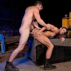 Raging Stallion: Ryan Rose And Andrew Stark