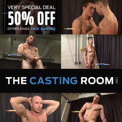Get 50% Off Membership to TheCastingRoom.net! Offer Ends This Sunday!
