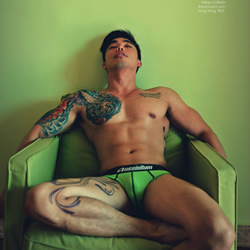 Athan Collado by Rome Grant