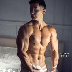 Muscle Stud Eugene Choi