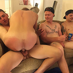 FraternityX: Gang Bang Bitch Bro