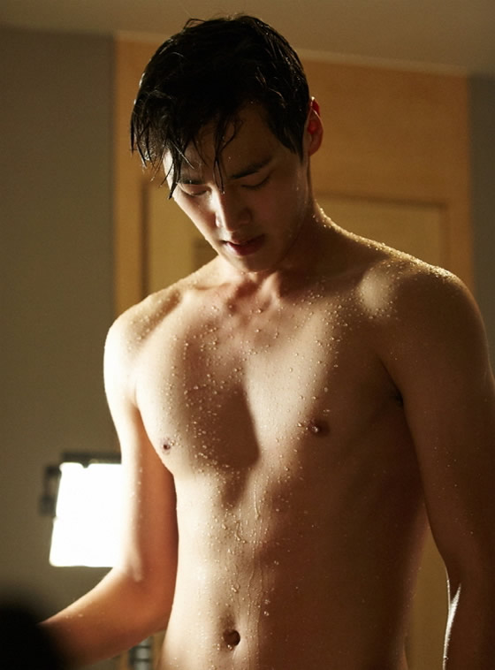 Understand you. nude korean male showers